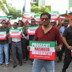 @FarahDidi what we saw today was another call for prosecution from PPM supporters @benedictrogers http://t.co/v5Y8RGIMby