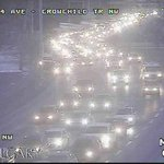 Crash SB Crowchild Trail approaching 24 Avenue NW - police and tow on scene #yyctraffic http://t.co/ARfSJQKFzy