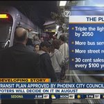#Phoenix to vote on sales tax increase for transportation: http://t.co/aHcVLnj2NO #abc15 http://t.co/1KjqIZDxTn