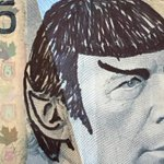 Canadians have been urged to stop drawing Mr Spock pictures on their $5 bank notes http://t.co/Q9epg1NZaZ http://t.co/mwc48MwTVV