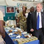 @BobGodec @USEmbassyKenya Thank you Ambassador Godec for visiting @action4ifaw stand during #WorldWildlife Day http://t.co/AwEFyKjnC3