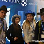 Were a little bit Texas, and so is @Qgiv! Stop by the @smallworldlabs booth and show us how Texas YOU are. #15NTC http://t.co/LUqaiaQ2Fr