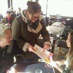 Rencontres chaleureuses avec commerçants de la saunerie #departementales2015 @jeremiemalek @saurel2014 #cantonV http://t.co/slby2pUoiT