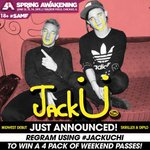 SURPRISE HEADLINER ANNOUNCED:  #JackU Midwest Debut with @Skrillex @Diplo at #SAMF 2015!  http://t.co/YJXgiQoUFy http://t.co/mxS61lAGdu