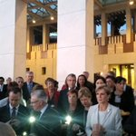 Parliament united this morning for clemency, for Andrew Chan and Myuran Sukumaran. http://t.co/H1Vt8DRBd5