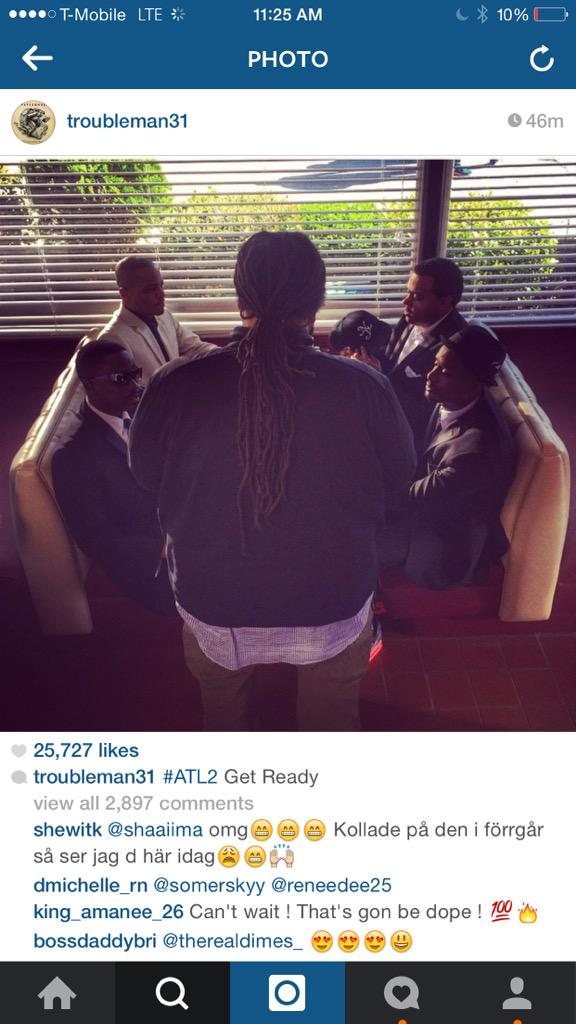 Someday is today. #ATL2 gang all here.. http://t.co/IK6g1GvLyb