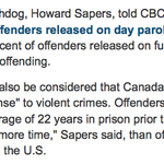 "Harpers new ""get tough"" law is nothing more than vulgar politics in search of a problem. #cdnpoli http://t.co/frUloJi9FQ"