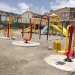 Con #HechosdeVerdad, niñez del barrio Paraíso ya tiene su propio parque para un sano esparcimiento. http://t.co/8Ze4iVcSo4