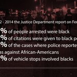 The DOJ report on #Ferguson is expected to be released today. Heres some of what they found: http://t.co/7BvKkfSfDY http://t.co/hZtxBwLWh1