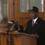 @ALDJOEDAVIS (wearing @Bucks cap) addressing reporters during arena plan news conference at City Hall http://t.co/NoQRtyTUPO