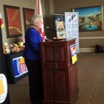 Lt. Gov. Kay Ivey speaks at Buy Alabamas Best press conference on Wednesday. #bluebell #conecuh @MGMAdvertiser http://t.co/P3E2ol7YHB