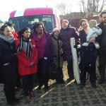 Thanks @oona_king @HackneyAbbott for bringing Labours pink bus to campaign against Ealing Hospital maternity closure http://t.co/RSlES1Ia4H