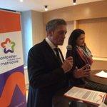 En direct du lancement du Conseil de développement de #Montpellier #Metropole avec @saurel2014 et @KatiaVidic http://t.co/PqdrxSK4xs