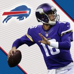 RT @buffalobills: BREAKING: Bills have agreed to terms on a trade with the @Vikings for QB Matt Cassel. http://t.co/pMRTJSFwun
