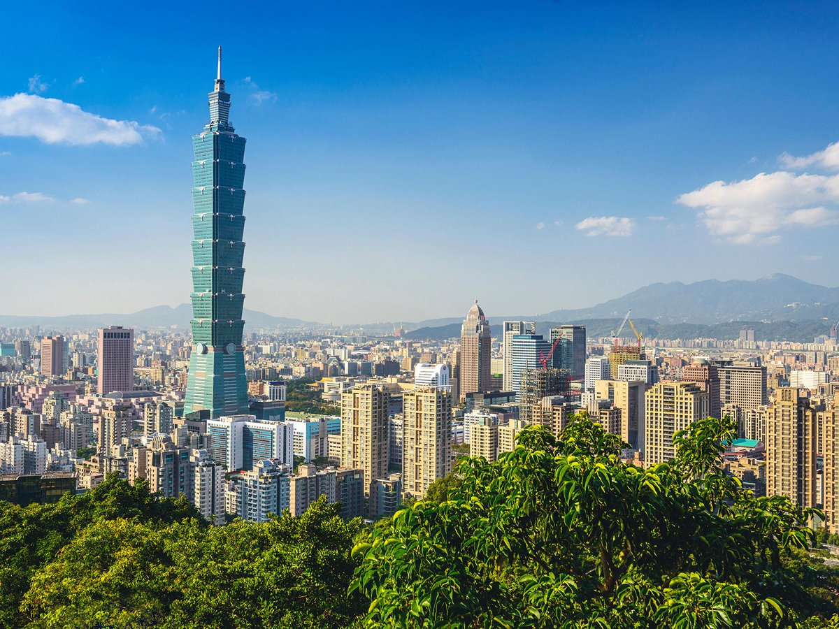 Taipei, Taiwan might be Asia's most LGBT-friendly city. Here's why