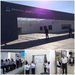 Se inaugura oficialmente el Hospital General de Caborca, brindando un servicio de calidad y digno para los ciudadanos http://t.co/almvhZdeNN