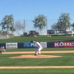.@JimHenderson29 pitches in a game for the first time since May. http://t.co/TZ06SbslvB