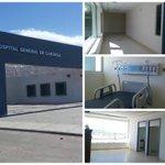 El nuevo Hospital General de #Caborca cuenta con infraestructura moderna y de primera calidad para los caborquenses. http://t.co/xUZsfadGLG