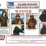 Have you seen the well-dressed bandit? Bankers are offering a $10,000 reward. http://t.co/rTCGlBG6Kp http://t.co/ckwZpYgftb