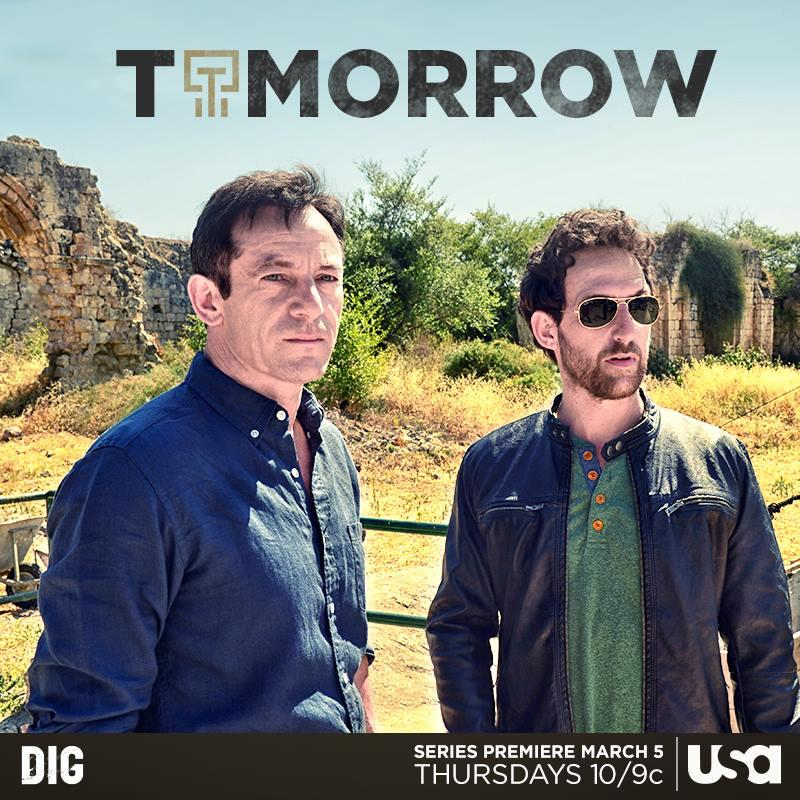 Tomorrow me and this far better looking guy @jasonsfolly  r gonna go as deep as it takes. Tune in USA network 10/9c http://t.co/GpPuRLY4MY