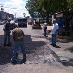 RT @MachinMachin: En bacheo de Av Bolivar #PlazaZamora, Barinas merece calles en buen estado @AlcaldiaBarinas http://t.co/XIYLtJusvO