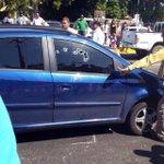 via @GCMarisela: En pleno semáforo de la ciudad deportiva #barinas http://t.co/OUefQGWYIp #Barinas