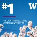 .@UW tops a new ranking of best universities in the western U.S. #GoHuskies http://t.co/2NOUmh5IJo http://t.co/224UAXeJ3T