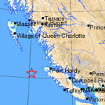 """@cbcnewsbc: Earthquake measuring 4.9 strikes off Vancouver Island http://t.co/E9ujLMXTzM http://t.co/20GwhAVLS1"""