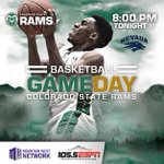 Its game day for @CSUMensBball! Watch live at http://t.co/pPS7zN3jAa or listen on 105.5 FM @ESPN_Denver #CSURams http://t.co/mltJaYPHTb