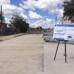 La colonia Santa Cecilia de #Caborca ve cumplido el sueño de pavimentación por @guillermopadres #QueSigaElCambio http://t.co/Qzp3aMm4Ep