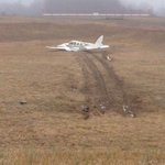UPDATE: Monroe airport is back open and fully operational after plane overran runway http://t.co/xgFLP33tvz http://t.co/7sIRctNNrA