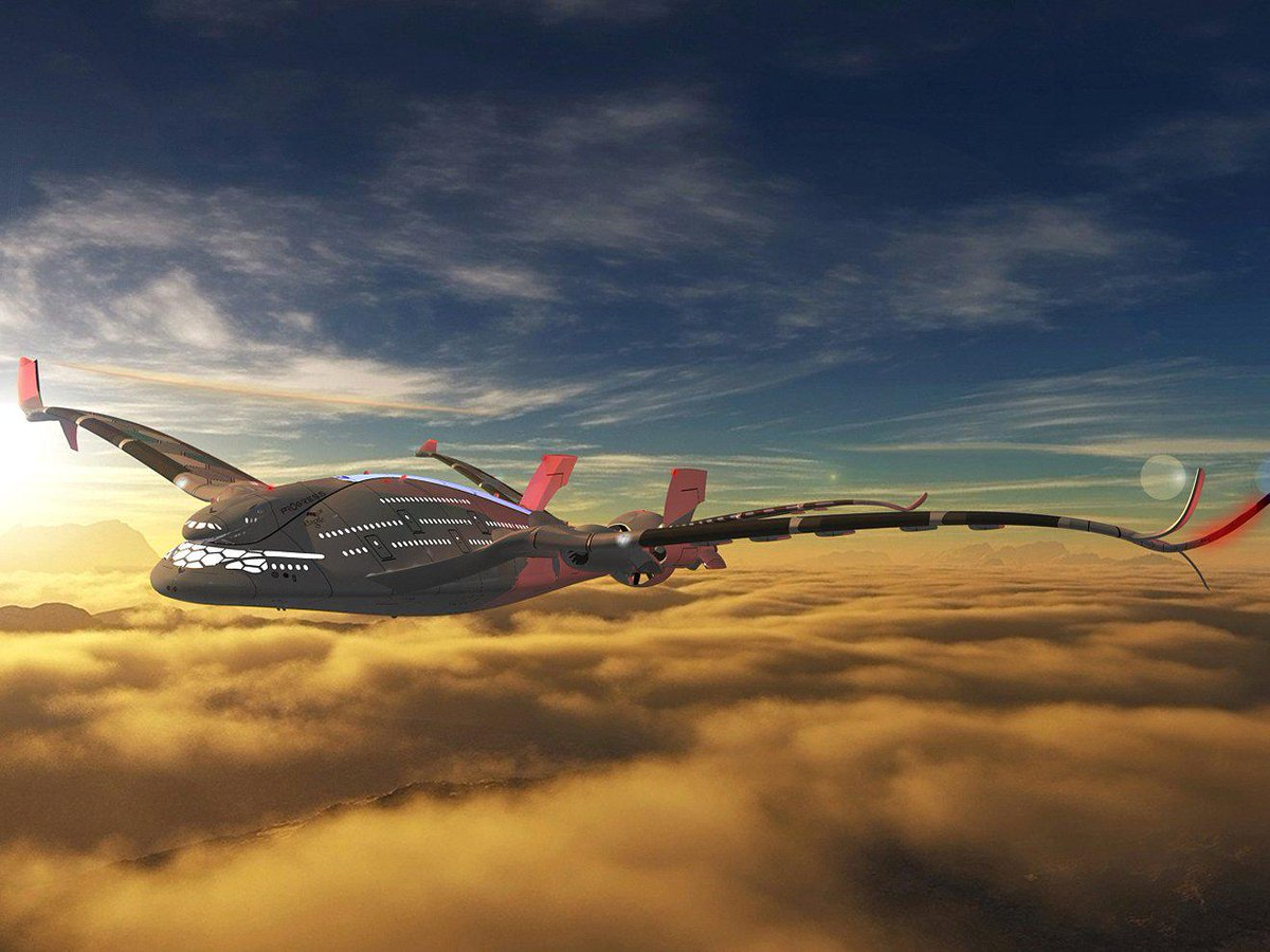 Could this be the future of commercial air travel? What do you think of Oscar Vinals' take?