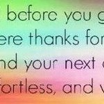 #MondayMotivation: Give sincere thanks... https://t.co/P13oUbQQTj #monday *Please RT*