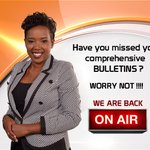 Have you missed @Power_Breakfast show? Worry Not!!! @KirigoNgarua is back on air. #CitizenTVisBack http://t.co/6fELO7ofav
