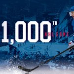 MILESTONE: Congratulations to #NYR Dan Boyle on playing in his 1,000th career @NHL game!! http://t.co/YqQs79tvgL