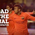 FC Barcelona reach fifth Spanish Cup final in seven seasons http://t.co/mxJoizWhj0 http://t.co/LXE0r9tMZC