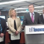 Mayor Tory says Toronto has been in an arm-wrestle with winter difficulties, but the City will win. @680news #darkTO http://t.co/L34uQcigSz