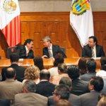 @GBuganza en el informe de actividades de la @CEDHVeracruz http://t.co/hOQDB43djn