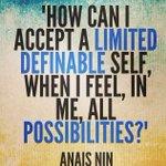 I am Infinite Possibilities