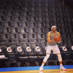 Russell Westbrook & his mask are ready to go. (via @okcthunder) http://t.co/8hFx3Ort3g