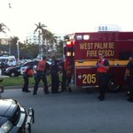 Woman pulled from intracoastal in downtown West Palm Beach after falling into water. http://t.co/rnhLuvPu3z http://t.co/Dm0Jq3HUgh