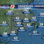 Today was the warmest day in Providence since January 19th! http://t.co/4R2DaBk1mJ