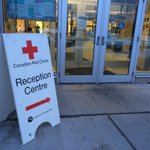 In Toronto with no power and need to warm up? Red Cross warming centre is open at 131 finch ave west. #darkto http://t.co/KiGwzMCJnD