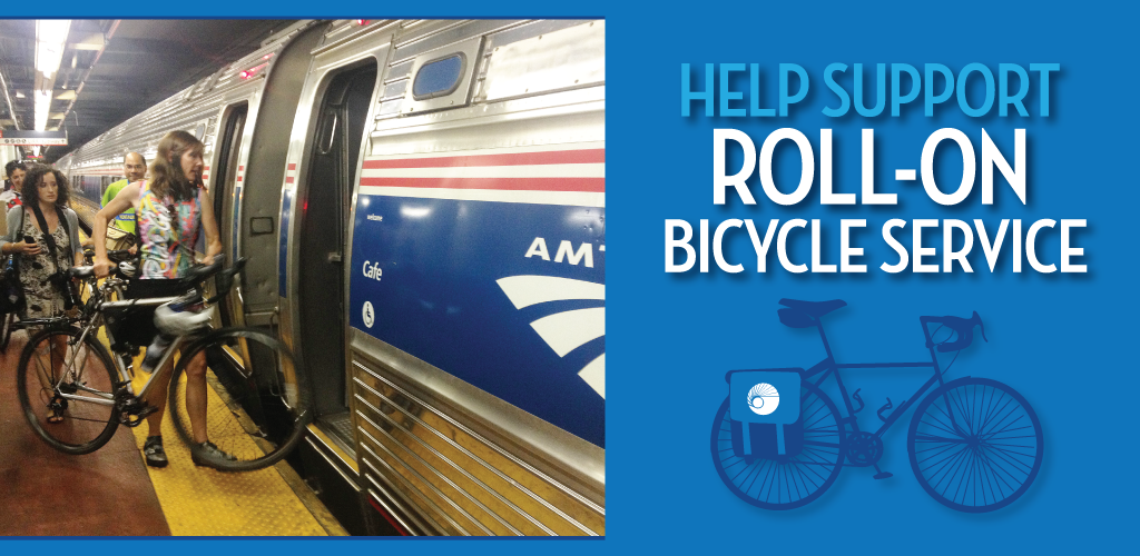 Your voice was heard: the amendment in support of Amtrak roll-on bike service passed! https://t.co/rU1yXeHXpZ http://t.co/IY3SSI8FUz