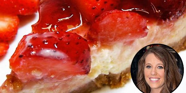 As seen on 19Kids: Jill Dillard's favorite no-bake cheesecake recipe @TLC