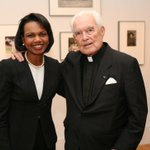 """""""Im just grateful to join you here to remember this great man and celebrate his life."""" - @CondoleezzaRice http://t.co/QqWjxhqCK9"""