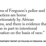 Key excerpts from the Justice Departments investigation of the Ferguson police http://t.co/HakJYklbJE http://t.co/giMul0Nzlr