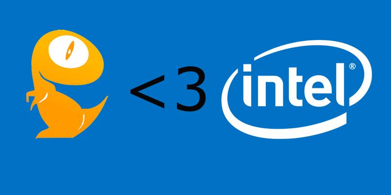 Happy to announce our alliance with @intel to improve the PC gaming experience. http://t.co/z2N8myMDJv