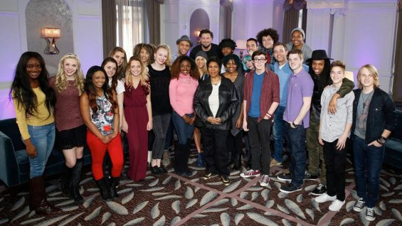 AmericanIdol: Top 8 Guys Compete for Motown Supremacy