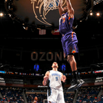 Suns beat Magic, 105-100. Brandon Knight & Markieff Morris combine for 51 Pts in win. Oladipo: 38 Pts (career-high) http://t.co/1062765rj7